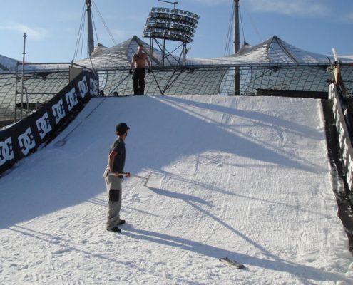 snow+promotion Eventmaterial für die optimale Durchführung von Wintersportveranstaltungen und Schnee-Events
