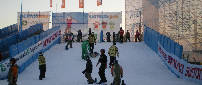 Wintersport an jedem Ort der Welt