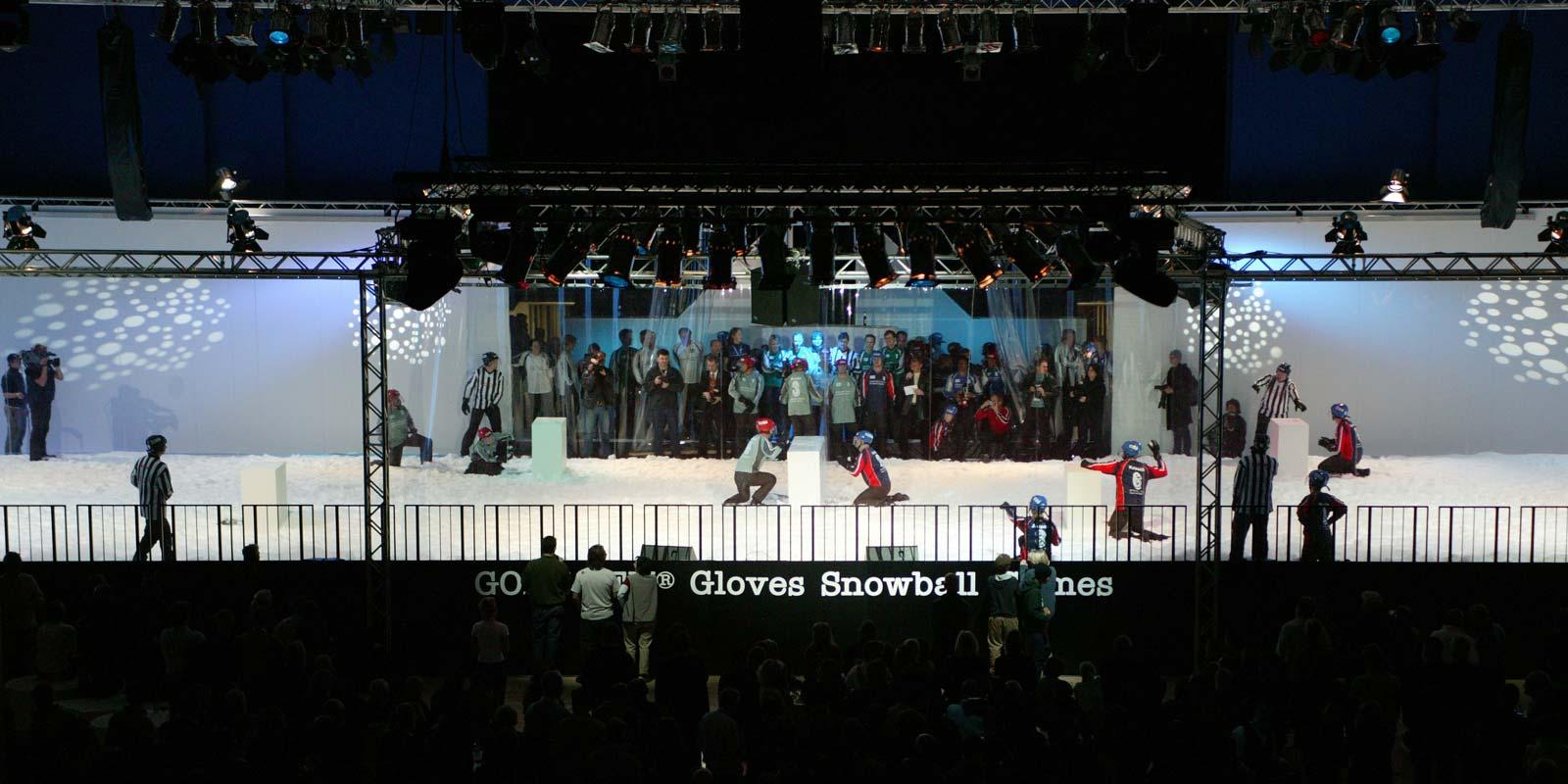 snow+promotion bietet Schneeproduktion bei Plus und Minusgraden